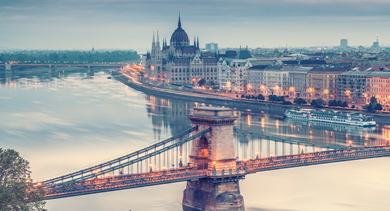 DANUBE SYMPHONY<br>6-day river cruise from $2472*