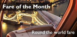 Fare of the Month - World Wanderer