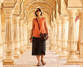 TAJ EXPRESS<br>8-Day Tour<br>On The Go Tours<br><br>$1356*