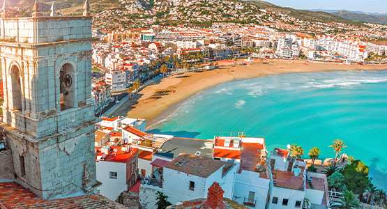 SPAIN & PORTUGAL<br>10-night cruise