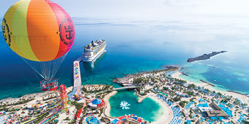 Save 60%*<br>on the second guest<br>with Royal Caribbean<br><br>Expires March 3, 2020