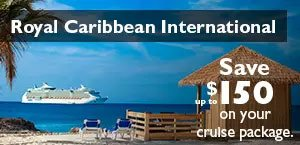 Save up to $150 on your cruise package