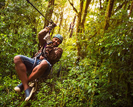 COSTA RICA ADVENTURE<br>16-Day Tour<br>G Adventures<br><br>$1733*