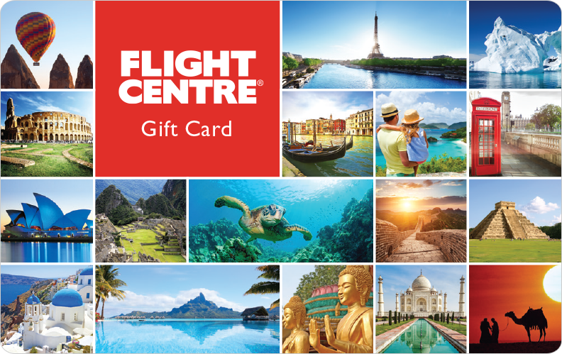 Travel Gift Cards Flight Centre Canada Flight Centre