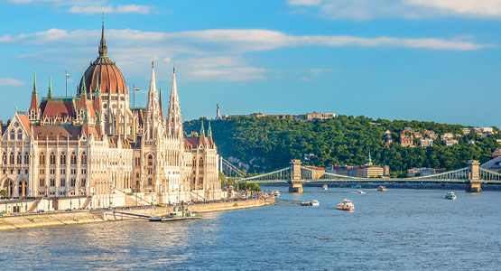 Europe by River Cruise