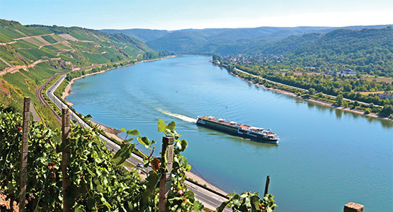 THE HEART OF GERMANY<br>6-day river cruise from $3011*