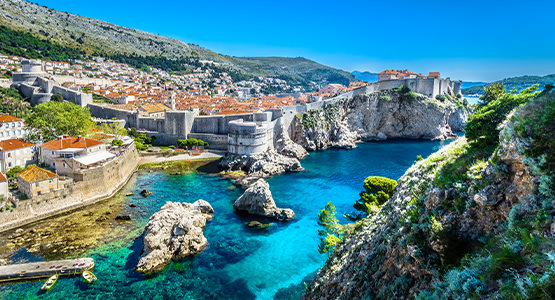 THE CROATIAN<br>11-day tour from $3393*