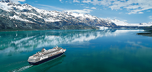 Receive four free* perks <br>plus onboard spending money<br>with Holland America Line<br><br> Expires February 28, 2019