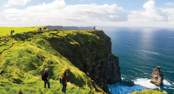 HIGHLIGHTS OF IRELAND<br>9-day tour from $2379*
