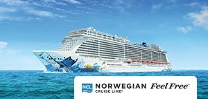 Experience Free* at Sea