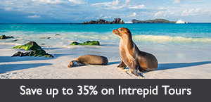 Save up to 35% on select Intrepid tours. Offer expires February 28, 2018.