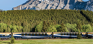 FREE* hotel nights <br> with Rocky Mountaineer <br> Expires June 29, 2018