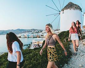 GREEK ISLAND HOPPER<br>10-Day Tour<br>Topdeck Travel<br><br>$2399*