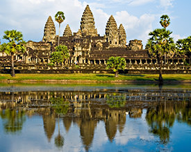 CAMBODIA EXPERIENCE<br>9-Day Tour<br>G Adventures<br><br>$977*