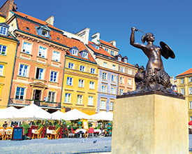 HIGHLIGHTS OF POLAND<br>10-Day Tour<br>Insight Vacations<br><br>$2768*