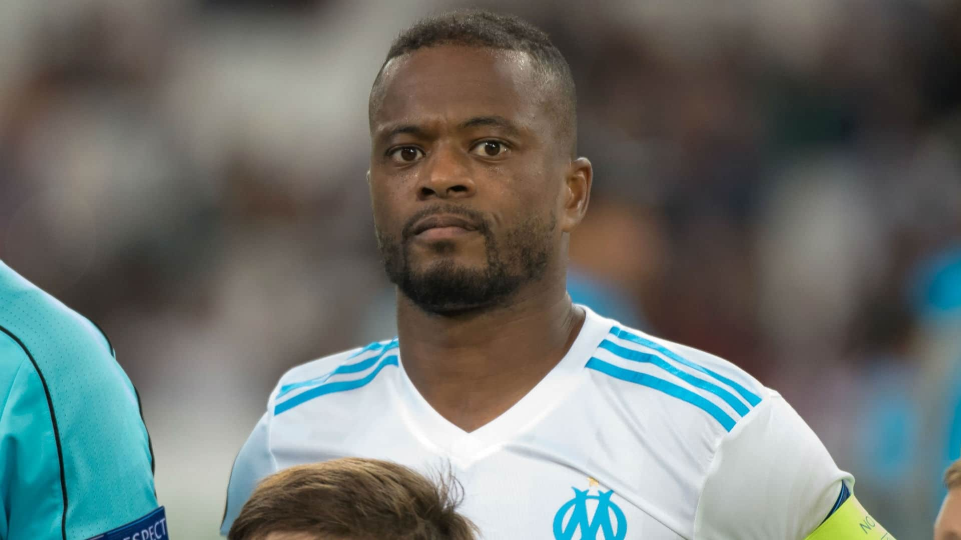 Has Patrice Evra mited career suicide after recent violent