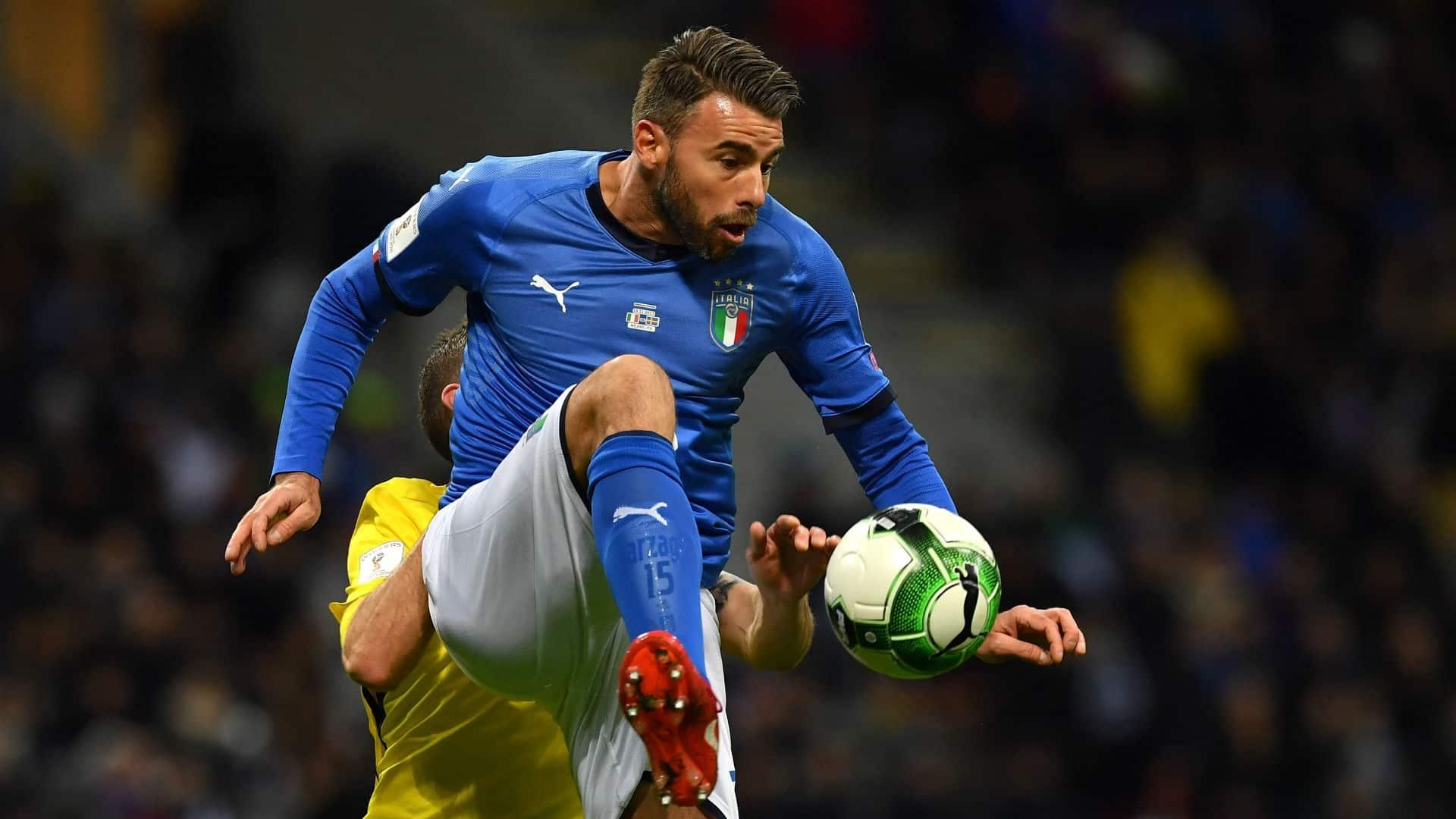Italy World Cup Barzagli