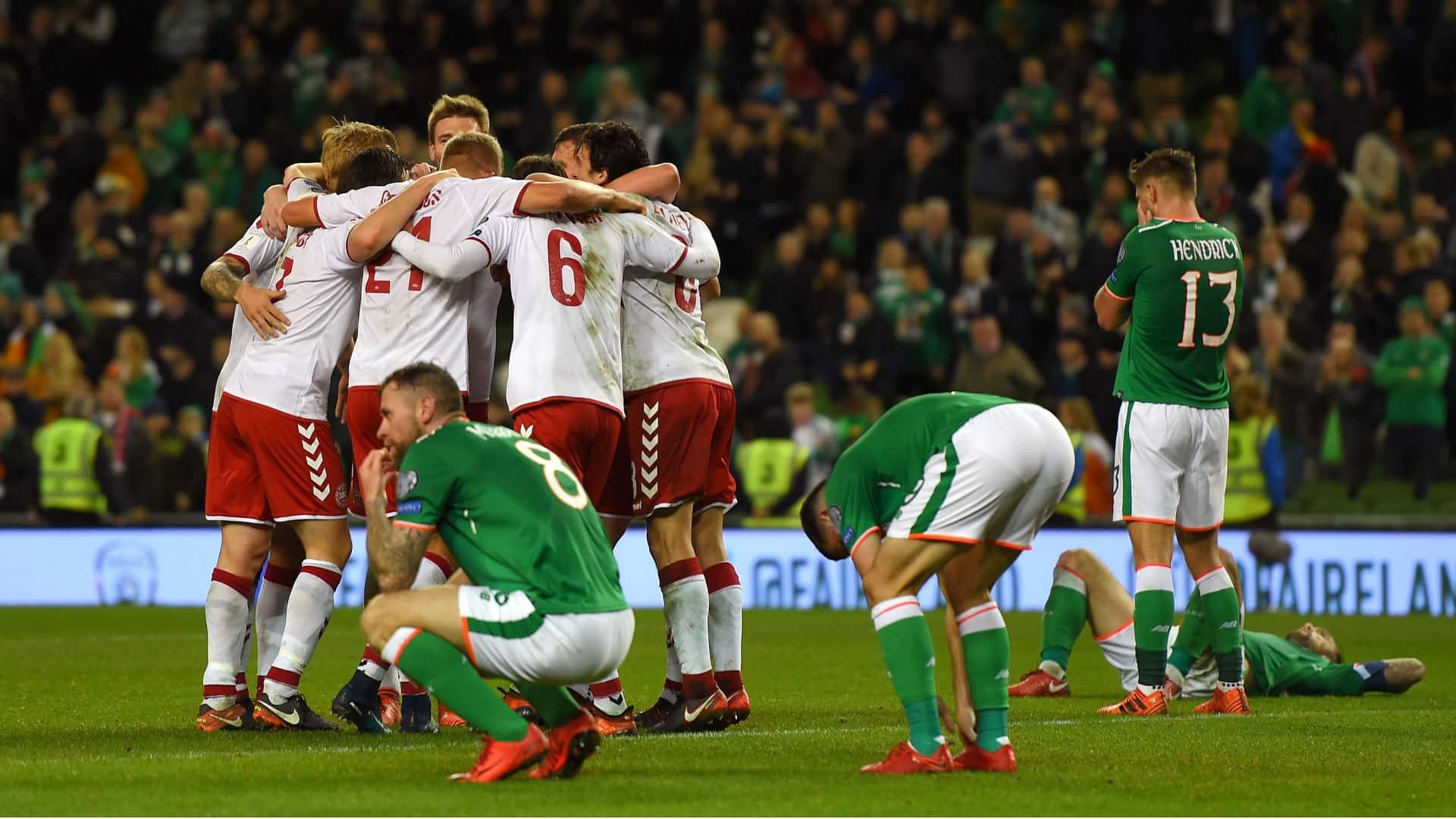 Ireland Denmark