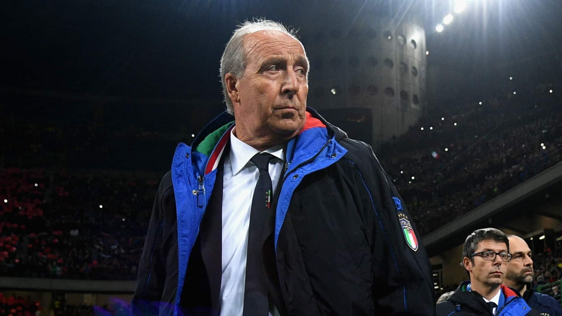 ventura - former Italy manager