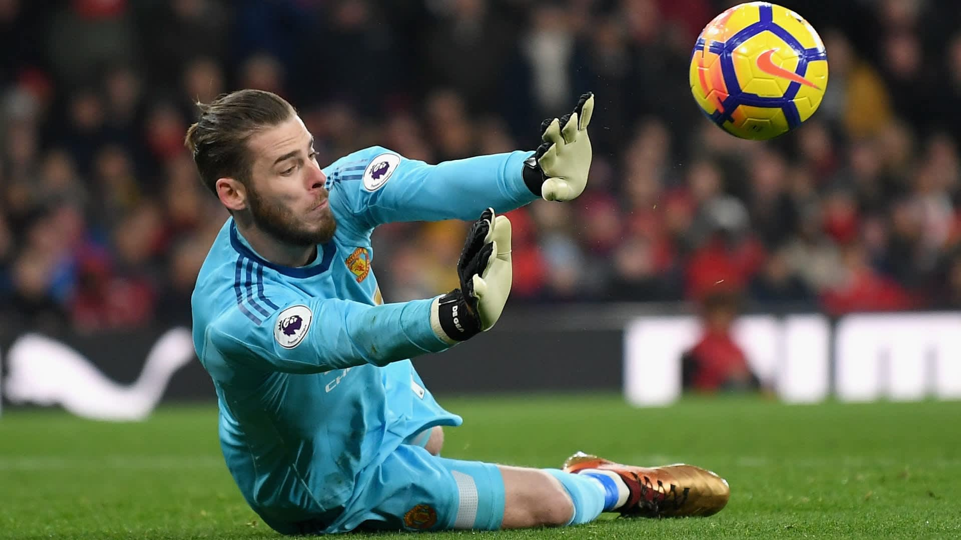 David De Gea, goalie for Manchester United