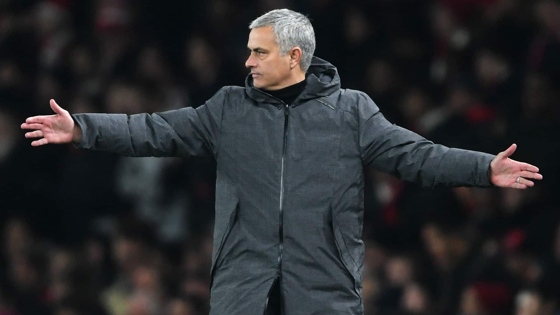 Jose Mourinho happy to defeat Arsenal