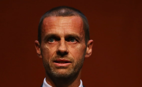 Aleksander Ceferin - UEFA president