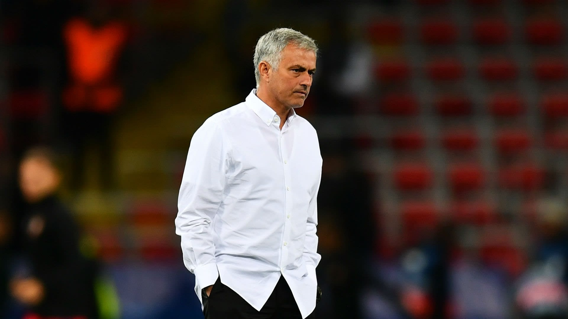 Jose Mourinho of Manchester United