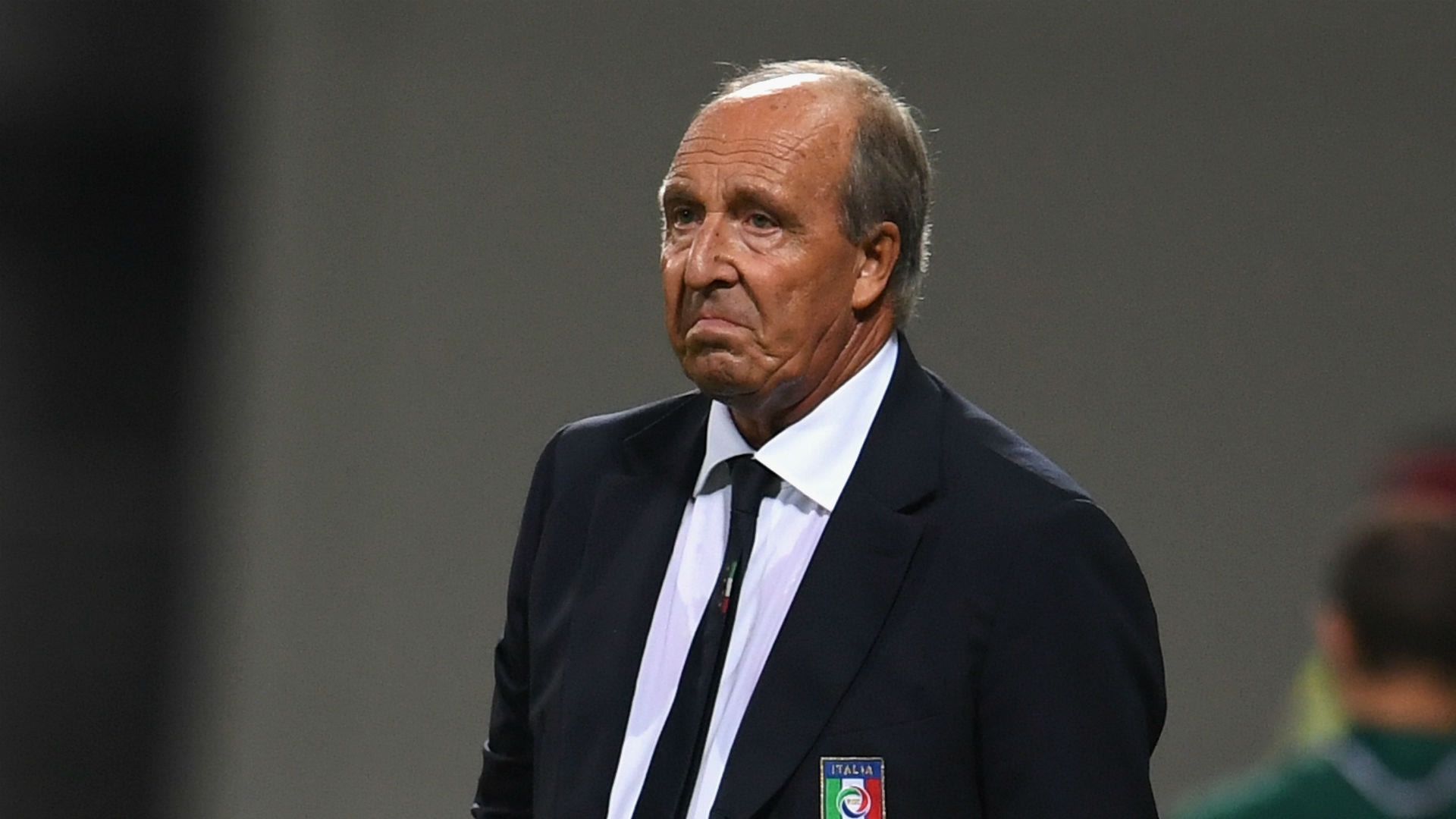 ventura, manager of Italy