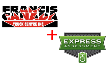 express assesment and Francis logo