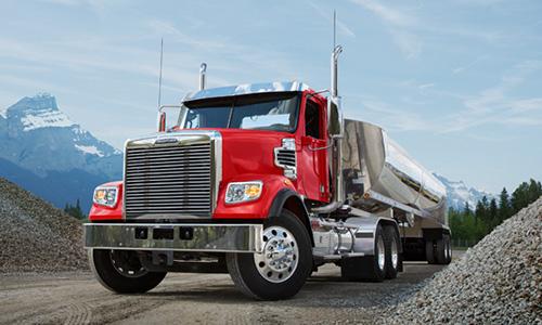 122SD Truck