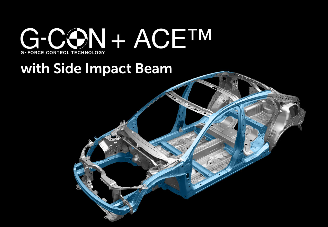 G-CON + ACE with Side Impact Beam