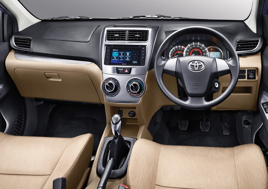 Interior Room Grand New Avanza