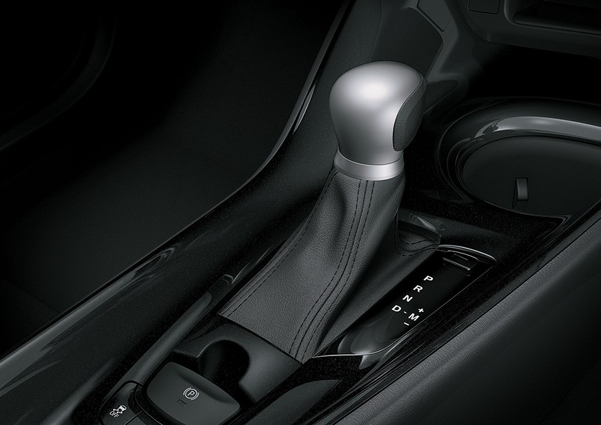 7-Speed CVT Sequential Shiftmatic