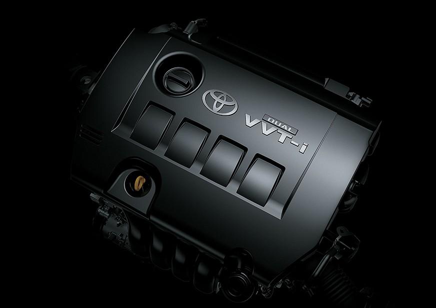 Powerful 2ZR-FBE 1.8L Engine