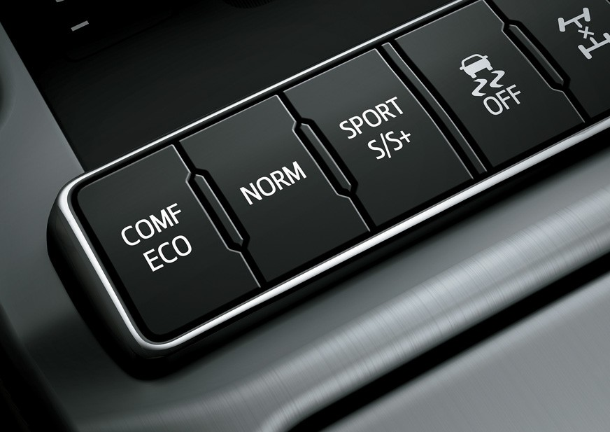 Drive mode
