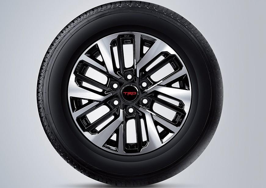 TRD Alloy Wheel