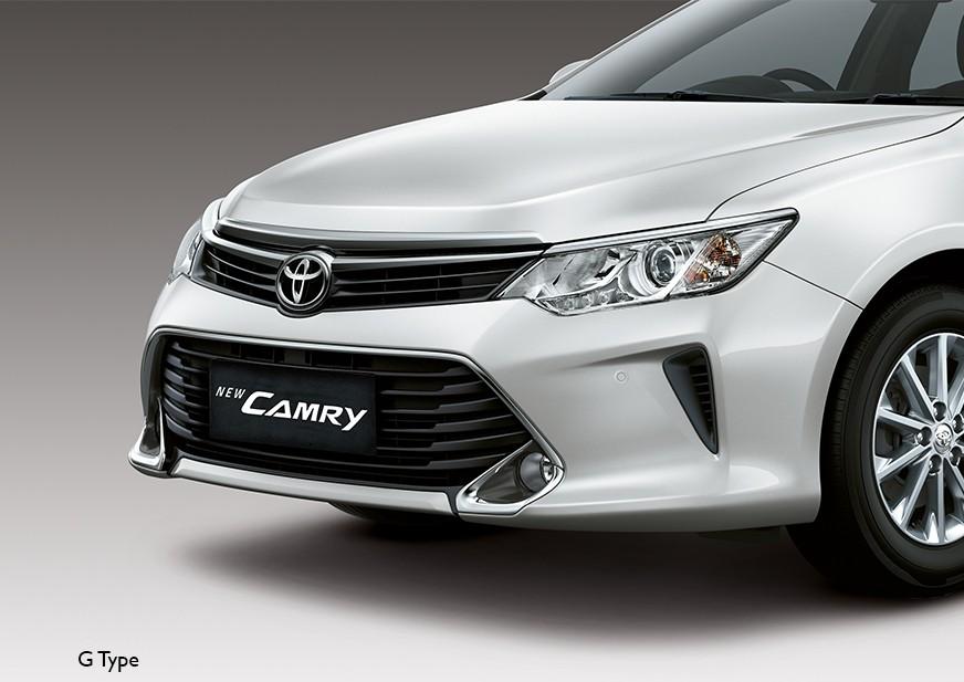 New Camry Type G 2.5