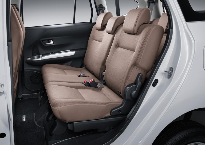 Headrest In every seat
