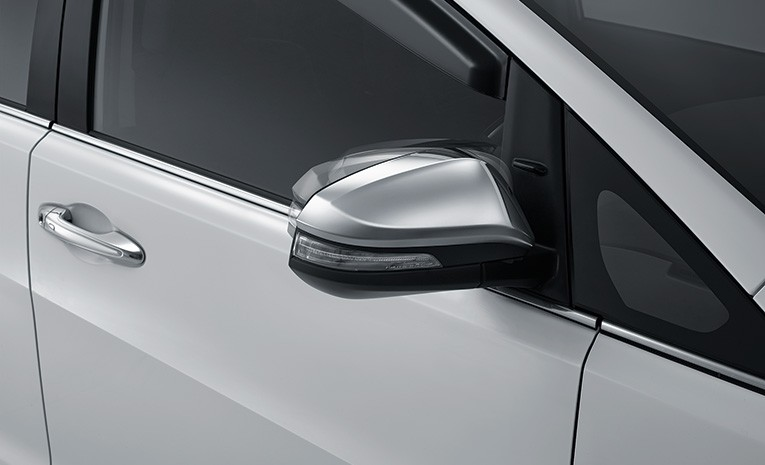 Auto Folding Outer Mirror