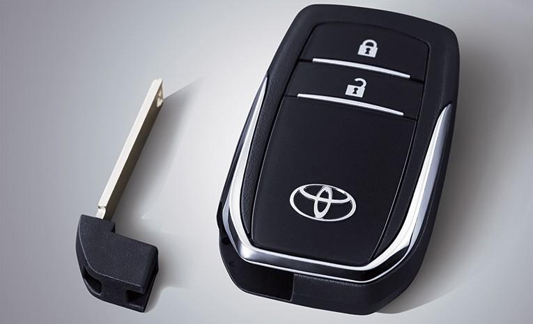 Smart Entry Key