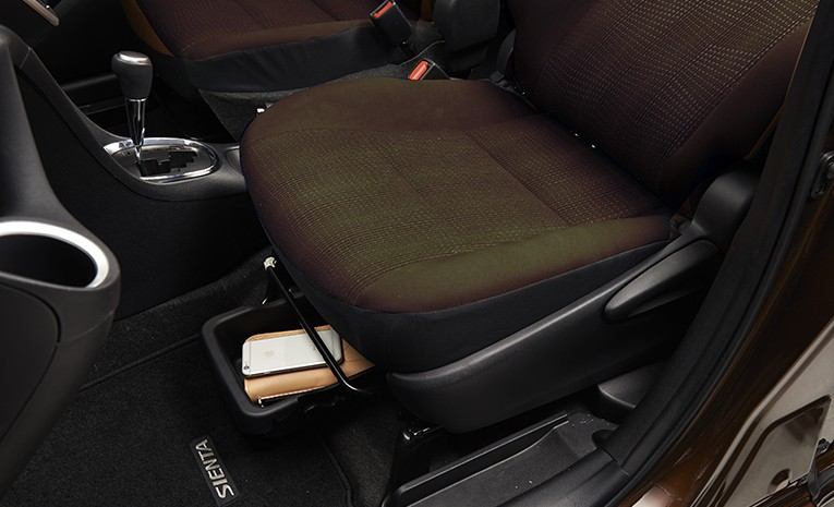 Dark Brown Seat
