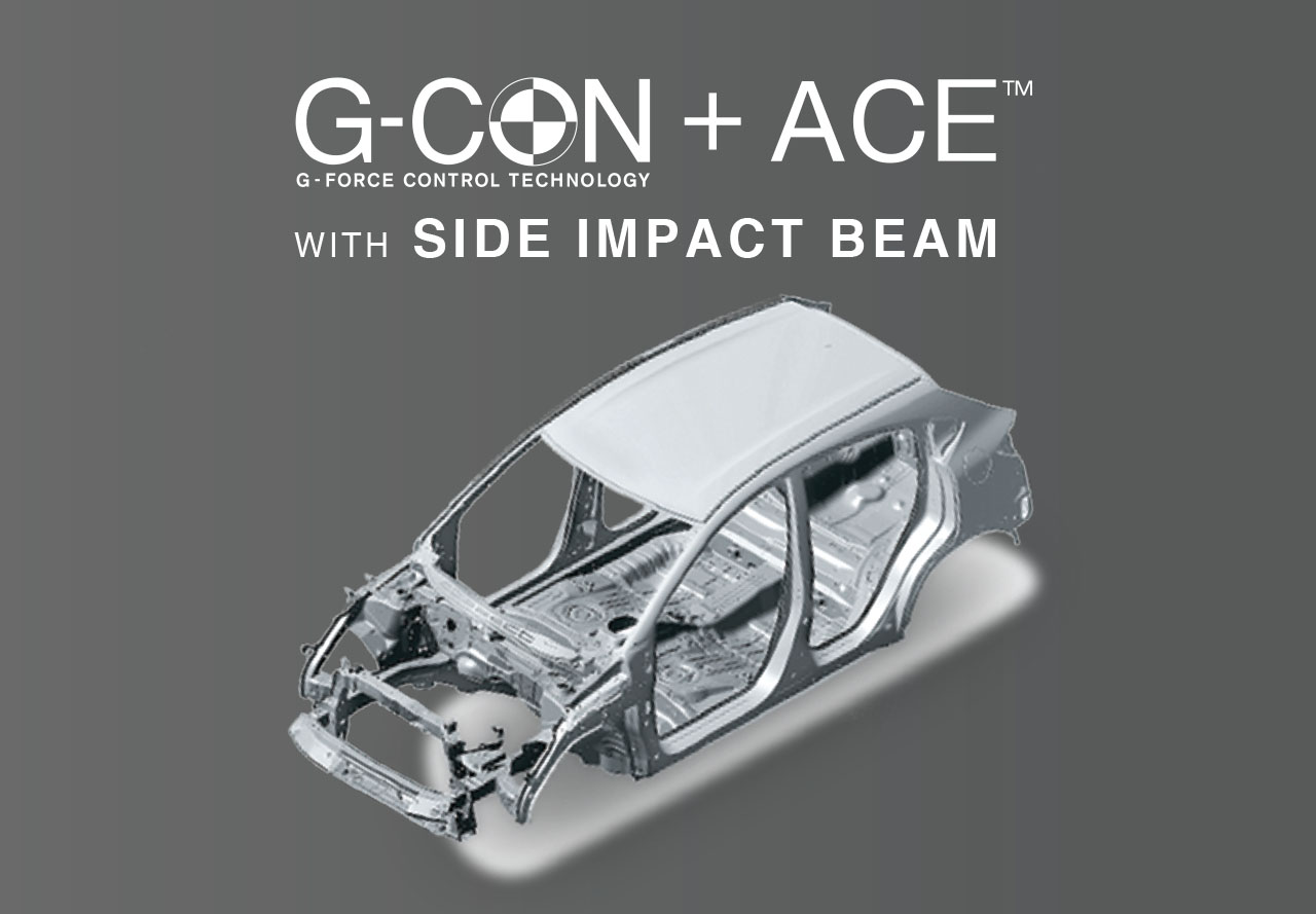 G-CON + ACETM with Side Impact Beam