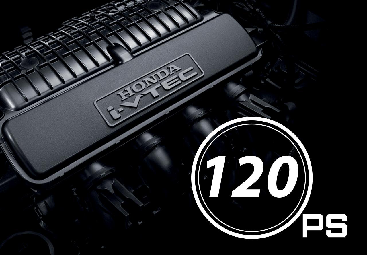 1.5L i-VTEC Engine