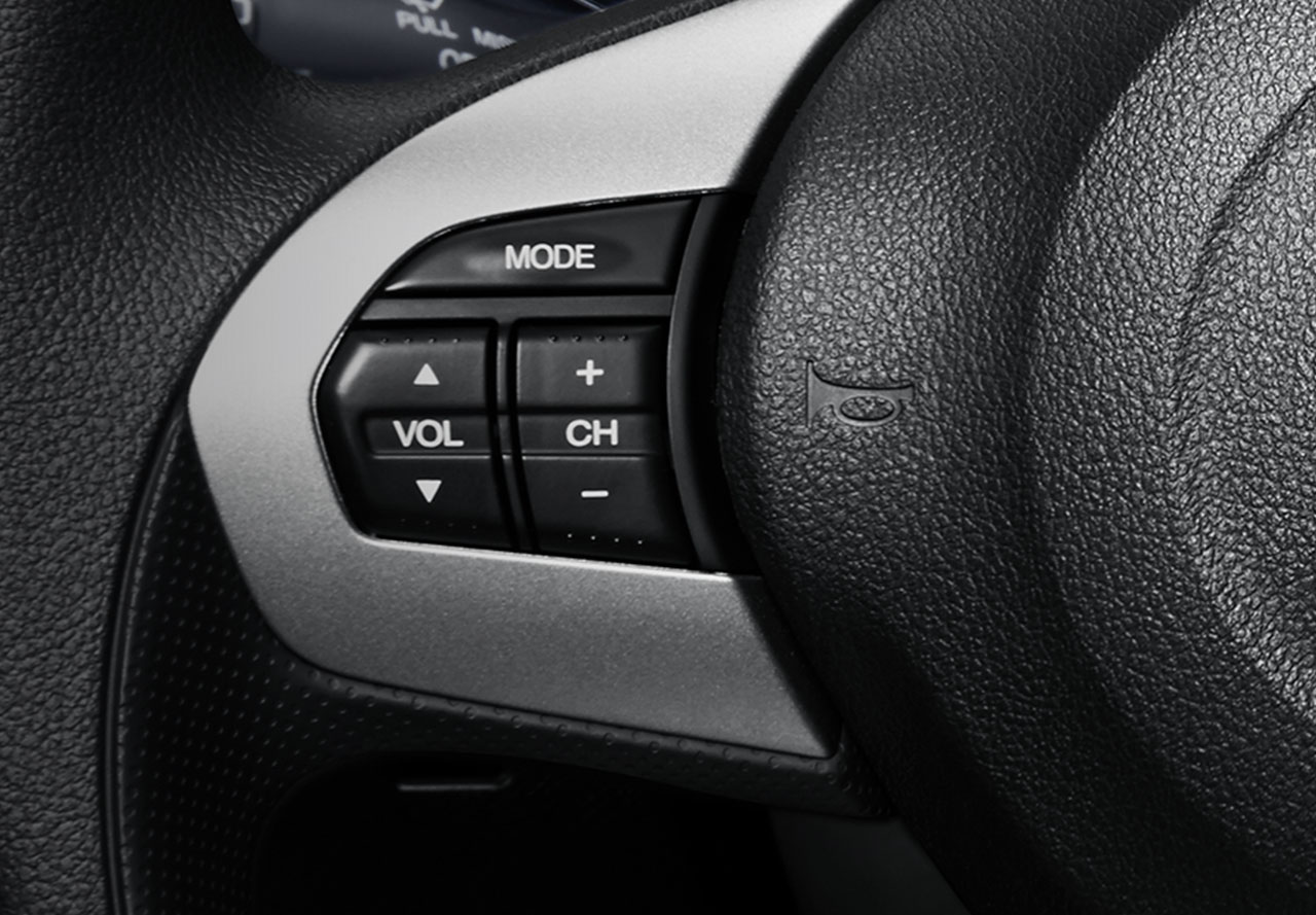 Audio Steering Switch