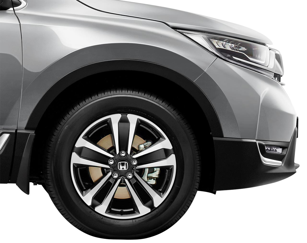 "18"" Alloy Wheel Design (tipe Prestige)"