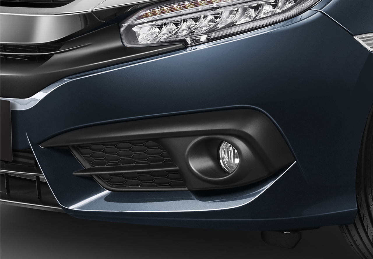 Sporty Fog Lamp