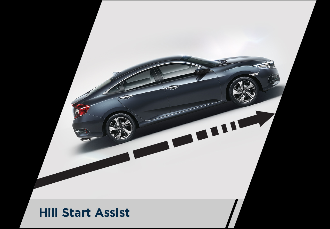 Hill Start Assist