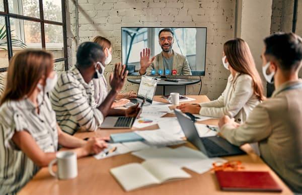Meeting Virtual dengan Efektif dan Menyenangkan-1