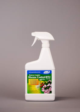 Monterey Complete Disease Control Brand RTU Ready-to-Use Biofungicide/Bactericide