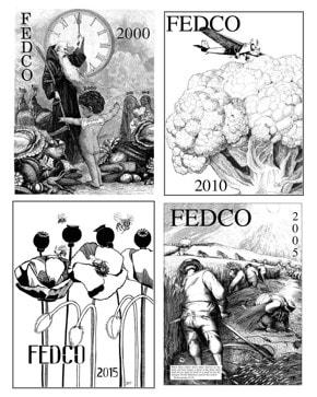 Fedco Cover Art